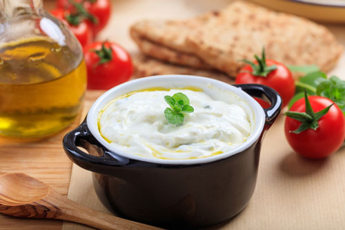Greek Dip with Yogurt