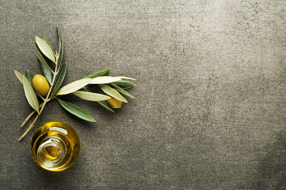benefits of greek olive oil for hair