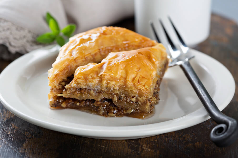 Incredible Baklava