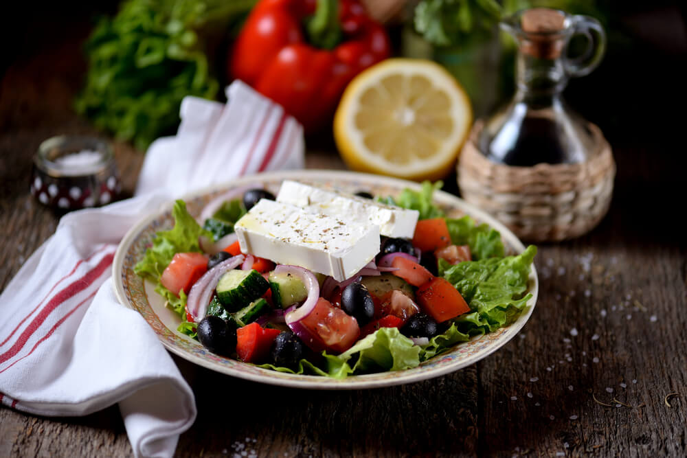What's Greek Salad
